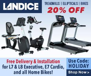 Landice Treadmill sale