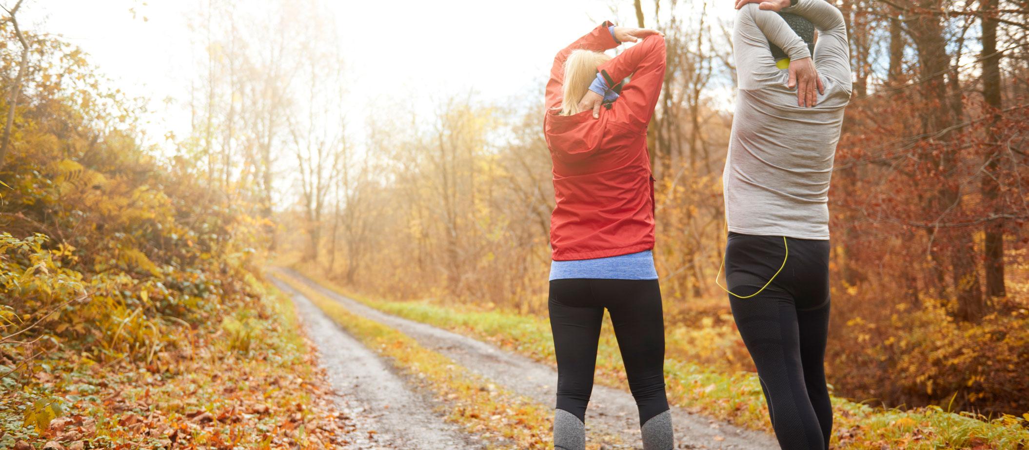 Meditation and Running