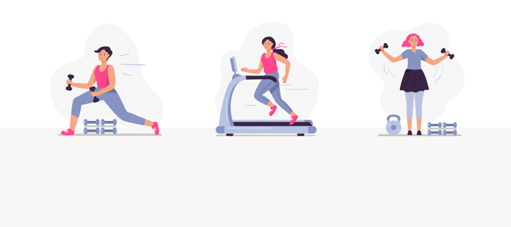 The Treadmill and Total Body Workout