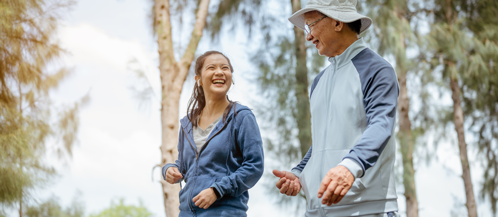 How walking can improve your mind